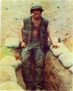 Neil Kenny in Vietnam 1968
